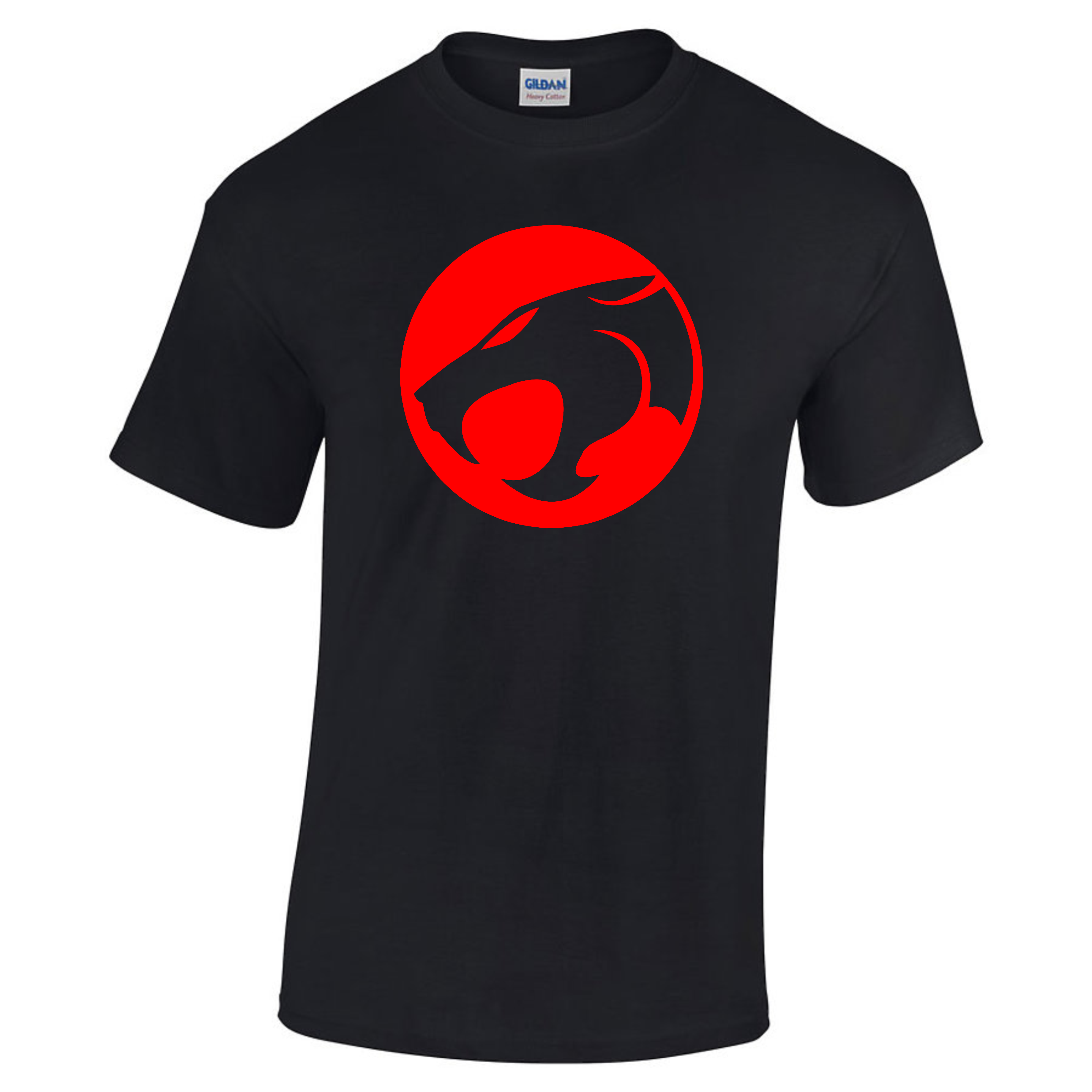 Thundercats logo from the 80 39 s t shirt tim 39 s tees houston for T shirts with logo